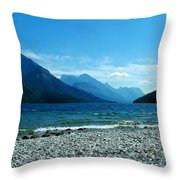 Waterton Beachcomber Throw Pillow