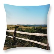 Waterview Throw Pillow