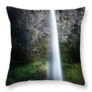 Watson Falls Throw Pillow