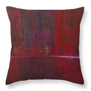 Wave Front Throw Pillow