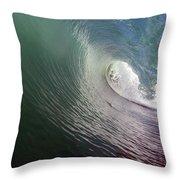 Wave, Tubetime Throw Pillow
