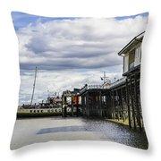Waverley At Penarth Throw Pillow