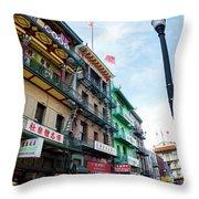 Waverly Place Panorama Throw Pillow