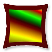 way IV Throw Pillow