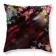 Way Out Throw Pillow by Denise Tomasura