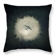 Way Out Throw Pillow