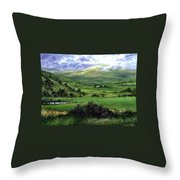 Way To Ardara Ireland Throw Pillow