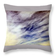 Way To Heaven Throw Pillow