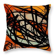 Ways And Emotions #2 Throw Pillow