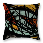 Ways And Emotions #3 Throw Pillow