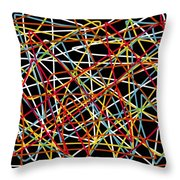 Ways And Emotions #5 Throw Pillow