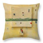 Wayside Throw Pillow