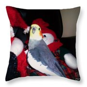We All Have Our Own Vices Throw Pillow