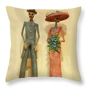 We Throw Pillow