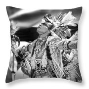 We Are Everywhere And Everything Throw Pillow