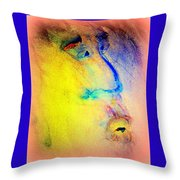 We Are Family, So Let's Stick Together Until We Are All Dead  Throw Pillow