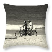 We Are Friends Forever Throw Pillow