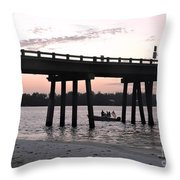 We Can Turn This Ship Around Throw Pillow
