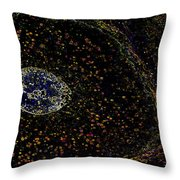 We Come Spinning Throw Pillow