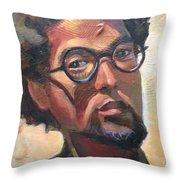 We Dream Throw Pillow