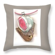 We Fit Easily Together Throw Pillow