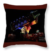 We Get In These Things? Throw Pillow