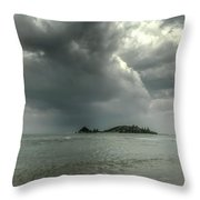 We Get Some Rain Throw Pillow