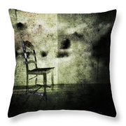 We Never Did That In Our Family Throw Pillow by Delight Worthyn