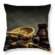We Should Fight... Throw Pillow
