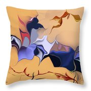 We Spent A Little Time Together Throw Pillow
