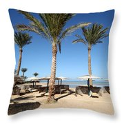 We Stand Throw Pillow