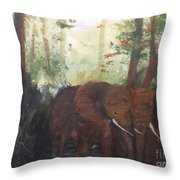 We Two Throw Pillow