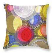 We Will Have Many Moons #2 Throw Pillow