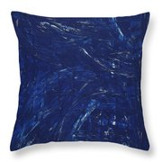 Weak Nuclear Interaction Throw Pillow