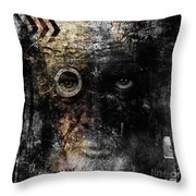 Weary Throw Pillow