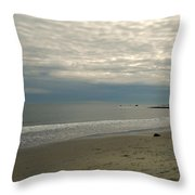 Weather Change  Throw Pillow