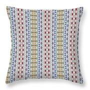 Weave Away Throw Pillow