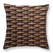 Weave Throw Pillow