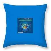 Website Or Web Development Company India - A Clever Selection Throw Pillow