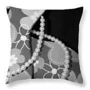 Wedding Shoes Throw Pillow
