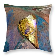 Wedged Throw Pillow