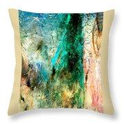 Weekend Throw Pillow by Chris Cloud