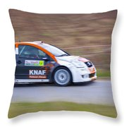 Weijs Jr. Degandt Throw Pillow