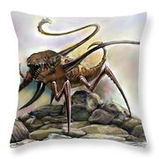 Weird One Throw Pillow