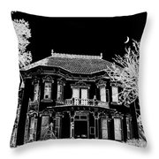 Welcome Home 4 Throw Pillow