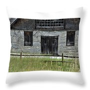 Welcome To Yesteryear Throw Pillow