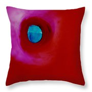 Well Throw Pillow