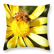Well Done Card Throw Pillow