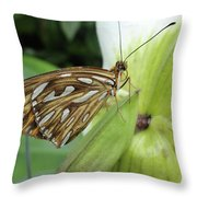We'll See You There Throw Pillow