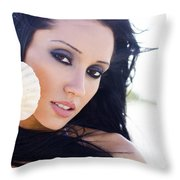 Wellness Throw Pillow
